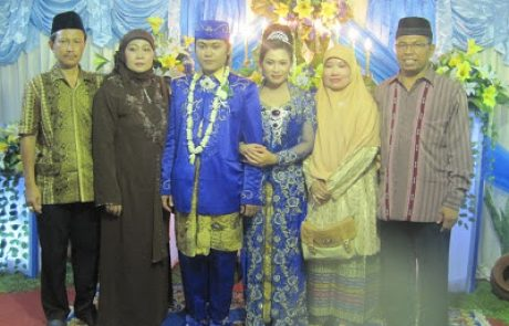 Menghadiri Resepsi Pernikahan Putra Kepala Dusun Wanasari Denpasar